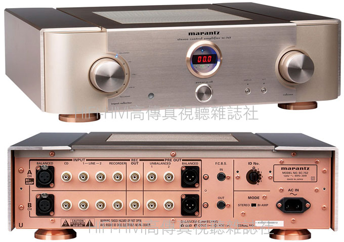 Marantz SC-7S2/MA-9S2 承襲經典盛名的低調之作